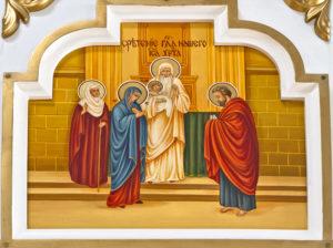 Молитва в праздник