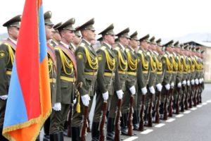 День Армии в Армении