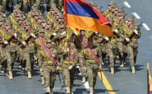 День инженерных войск Вооруженных Сил Армении