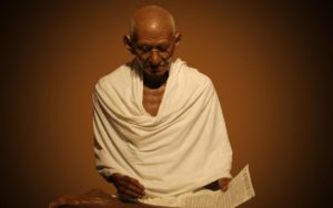 День рождения Махатмы Ганди