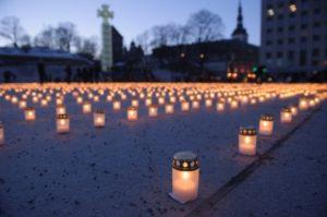 День свечей в Эстонии