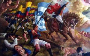 День сражения при Пичинча в Эквадоре