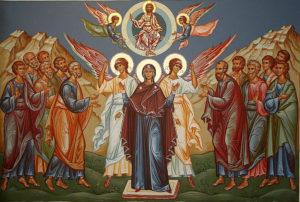 Какие праздники бывают в христианстве