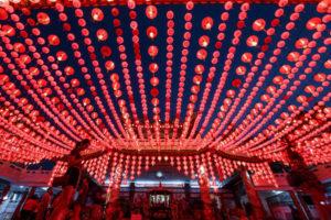 Китайский новый год или Праздник Весны в Китае