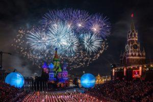 Международный военно-музыкальный фестиваль «Спасская башня