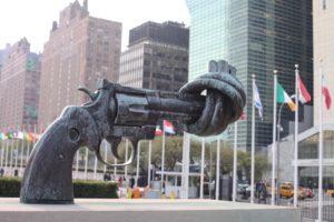 Международный день ненасилия