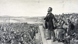 Президент Авраам Линкольн принял закон об отмене рабства на всей территории США