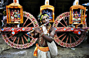 Ратха-Ятра в Индии