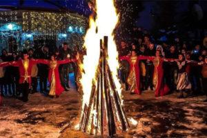 Терендез в Армении