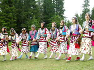 Фестиваль Кадырга в Турции